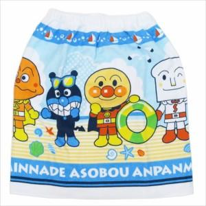 アンパンマン ラップタオル 50cm丈 巻き巻きタオル 男児用 2018 キャラクターグッズ通販
