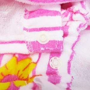 HUGっとプリキュア ラップタオル 変身フード付き 70cm 巻き巻きタオル 2018SS キャラクターグッズ通販