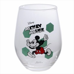 ミッキーマウス ガラスタンブラー 丸グラスディズニー キャラクターグッズ通販