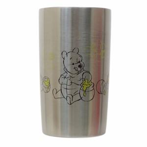 くまのプーさん 保温保冷コップ 真空ステンレスタンブラー はちみつ ディズニー 300ml キャラクター グッズ