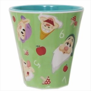 白雪姫 メラミンカップ メラミンタンブラー 七人のこびと ディズニー 270ml キャラクター グッズ