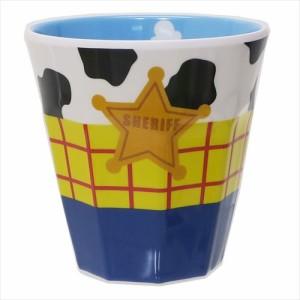 トイストーリー メラミンカップ メラミンタンブラー ウッディ ICONIC ディズニー 270ml キャラクター グッズ
