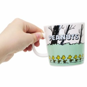 スヌーピー マグカップ スプーン付きマグ ドッグハウス ピーナッツ キャラクター グッズ