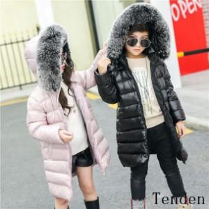 c0527d927ff2e 子供服 女の子男の子 ダウンコート キッズコート ロングコート 中綿 中綿コート 子供コート フード