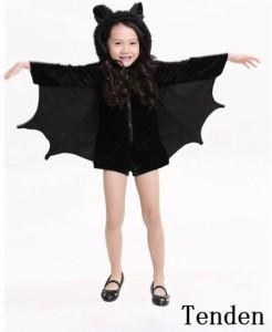 e4cee815000d9 ハロウィン Halloween コスチューム デビル ハロウィン衣装 子供 子供用 キッズ 女の子 仮装服キッズ用 コスプレ