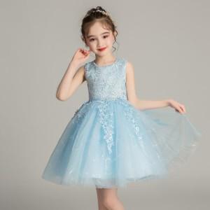 3色 子供 ドレス ミニ キッズドレス ピアノ 発表会 女の子 ドレス 子ども 子供 結婚式 ドレス フォーマル 子供服 ワンピース 可愛い レー