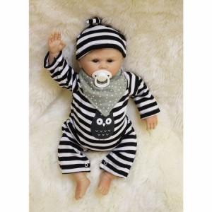 5bce940d0674e リボーンドール リアル赤ちゃん人形 かわいいベビー人形 ハンドメイド海外ドール 衣装付き 小さめ男の子
