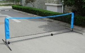 a3dbb0ca88c7bf ポータブルテニスネット 6m 子供用 10代 レジャー アウトドア 簡易 新品