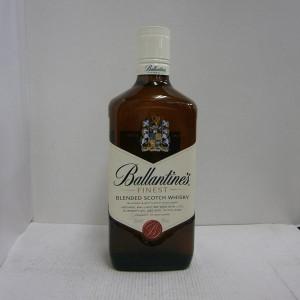 バランタイン ファイネスト 正規 40% 700ml ブレンデッドスコッチウイスキー