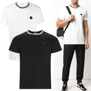 送料無料!!112 113 MONCLER モンクレール 8C71700 8390T ロゴ Tシャツ