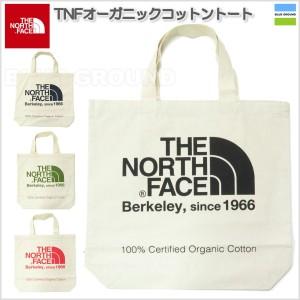 ポスト配送 ザノースフェイス / TNFオーガニックコットントート THE NORTH FACE ・ メンズ レディース ブランド 布