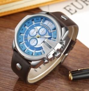 1f193c715297 Curren メンズクォーツ時計 トップブランド 高級デザイナー腕時計 海外ブランド品(CSU)