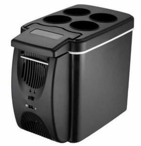 ミニトラベル ポータブル冷蔵庫 小型 12ボルト 6L