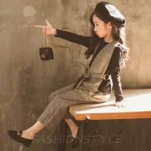 0b8c0be37232b 入学式 子供服 女の子 卒業式 パンツスーツ 女の子 韓国子供服 フォーマル 結婚式