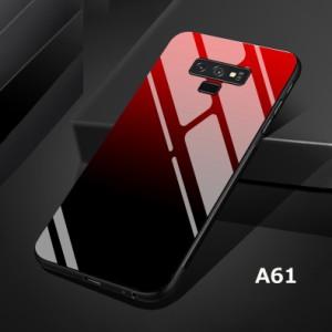 送料無料 Galaxy S10 S9 S8 Note8 ガラスケース ギャラクシー グラデーション スマホケース 携帯ケース 新作 新品 スマホカバー