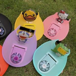 ファン帽子 帽子扇風機 扇風機付きキャップ ファン付きハット サンハット紫外線カット 帽 ファン搭載 ファン帽子 涼しい おしゃれ 無地