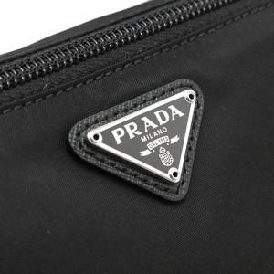 e22de3a5e619 プラダ ポーチ PRADA レディース メンズ ヴェーラ ナイロン ブラック 黒 1NE693 067 F0002/VELA NERO