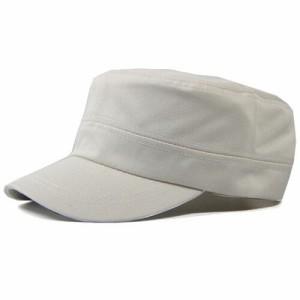 2cc15547abf92 キャップ 帽子 おしゃれ ブランド メンズ ワークキャップ ミリタリー 無地 柄 黒 春 夏 秋 40代 50代