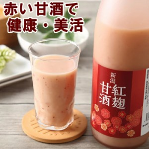 紅麹甘酒販売の画像