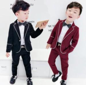 f5e6201eb26ff スーツ 子供服 キッズ 男児 2点セット男の子 卒業式七五三フォーマル ジュニア 結婚式