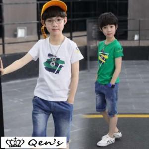 43fe2cbe0da7e セットアップ 上下セット 女の子 ショットパンツ ハーフパンツ 半袖 tシャツ 韓国子供服 ジュニア 子供