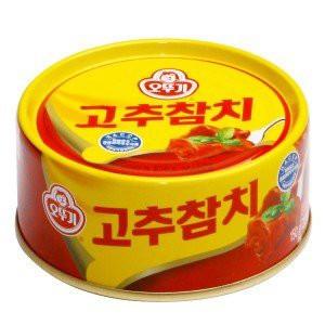 唐辛子ツナ缶詰150g(辛口)