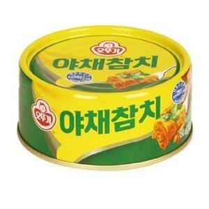 野菜ツナ缶詰150g