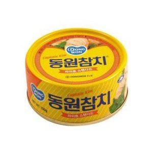 ツナ缶詰150g/韓国缶詰/韓国ツナ缶詰