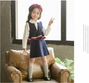 f977412aac0ae  2019新作 ワンピース 七五三 フォーマルスーツ 子供ドレス 子ども服 スーツ 女の子ワンピース 衣装 子供服 女の子 学生制服の通販はWowma!