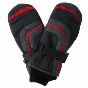 32d970bb93b19 ミトン手袋 スキー ボード グローブ キッズ 子供 男の子 雪遊び 防水 防寒 手袋 スノーグローブ 16cm