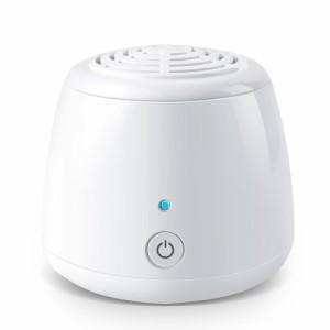 ミニ空気清浄機 エアクリーナー オゾン発生器 花粉対策 消臭 除菌 電池/USB給電 ホーム/オフィス/車載/冷蔵庫/トイレ 省エネ