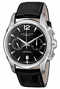 767e5cc8f3 [ハミルトン]HAMILTON 腕時計 Jazzmaster Auto Chrono(ジャズマスター オートクロノ) H32606735 メンズ