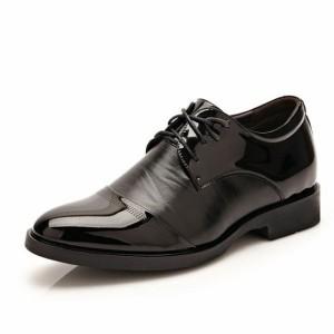 """""""ビジネスシューズ メンズ フォーマル ポインテッドトゥ メンズ 靴 メンズシューズ ビジネス ストレートチップ 紳士靴"""""""