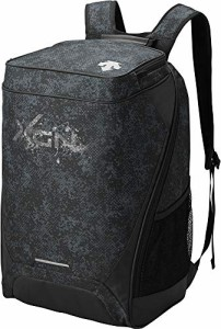 8c8fa307c56c DESCENTE(デサント) 野球 リュック バックパック 約42L ブラック DBANJA00の画像