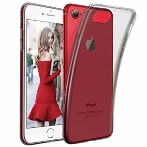 aa8dcbe7ca ESR iPhone7 ケース クリア 高透明度 TPU ソフトバンパー 耐衝撃 ドイツ上質素材 極薄