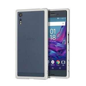 cf04c1adc4 [Fitwhiny]XPERIA XZ【全8色】アルミバンパー メタルバンパーケース ケース