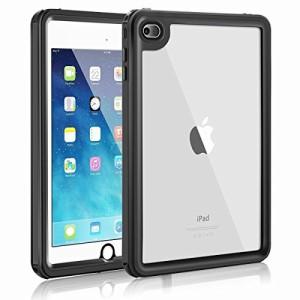 bb1b24f30c iPad mini4 ケース IP68防水 防塵 超薄 耐衝撃 カバー 衝撃吸収 全面保護 軽量