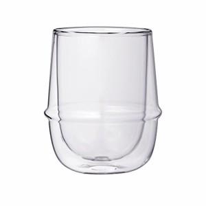KINTO (キントー) コーヒーカップ ダブルウォール クロノス 250ml 23107