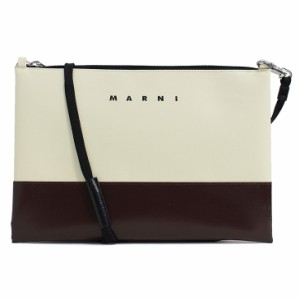 マルニ MARNI ショルダーバッグ 斜めがけバッグ クラッチバッグ PVC TRIBECAバッグ レディース SBMQ0044A0 P3572//SBMQ0044A0-P3572【新