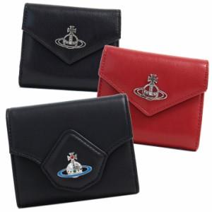 ヴィヴィアンウエストウッド Vivienne Westwood 三つ折り財布 3つ折り財布 コンパクト財布 レディース VWW-WAL6【新品】【ブランド】
