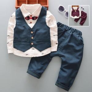 入園式 子供服 男の子 子供 フォーマル スーツ 入学式 男の子 セットアップ 子供服 上下セット 七五三 男の子 フォーマル スーツセット