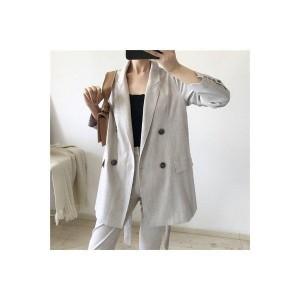 フォーマルスーツ レディース パンツスーツ 折り襟 セットアップ ロングジャケット+パンツ きれいめ 女性 通勤スーツ オフィス ビジネス