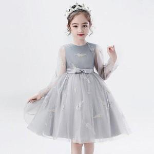 ワンピース 女の子 キッズ プリンセス フォーマルワンピース 子供 ジュニア ドレス 誕生日 プレゼント イベント パーティー 発表会 結婚