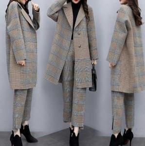 かっこいいパンツドレス セットアップ レディース 結婚式のパンツスタイル レディース 韓国 パンツスーツ レディース 黒パンツスーツ パ