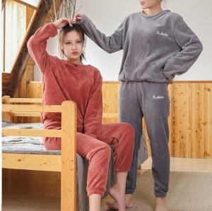 モコモコルームウェア ルームウェア もこもこ モコモコパジャマ パジャマ もこもこ ルームウェア 上下セット パジャマ レディース 冬 部