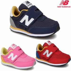 ニューバランス 720 ベビー キッズ New Balance IV720 子供靴 スニーカー ネイビー レッド ピンク 運動靴 シューズ 女の子 男の子