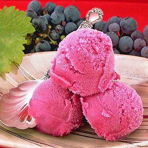 シャーベット 明治 ぶどう 果汁100% ソルベ 2リットル 業務用 家庭用 国産