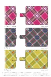 スマホケース xperia z5 sov32 手帳型 エクスペリア sov32カバー au xperia カバー 携帯ケース手帳型 チェック スカル タータン