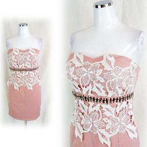 584bfc3488b52 ... ミニドレス Sサイズ キャバドレス スナック衣装 ク. 1