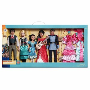 【超豪華】 人形 クラシックドール エレナ 並行輸入品 【日本未発売、USディズニーストア】 5体セット アバローのプリンセス